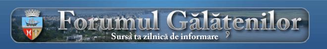 Forumul galatenilor de pretutindeni. Stiri Galati